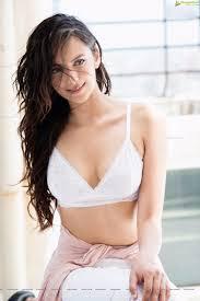 lekha prajapati hot pic in white bikini